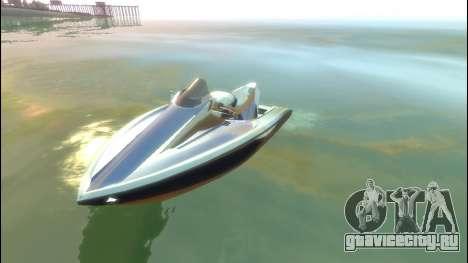Гидроцикл из GTA V для GTA 4