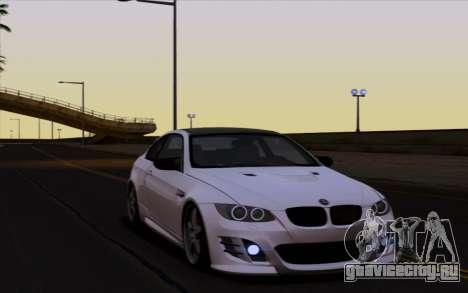 BMW M3 Hamann для GTA San Andreas