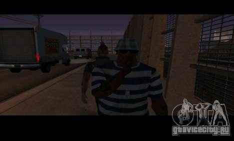 DeadPool Mod для GTA San Andreas третий скриншот