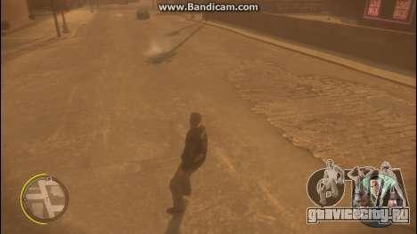 V Style для GTA 4 второй скриншот