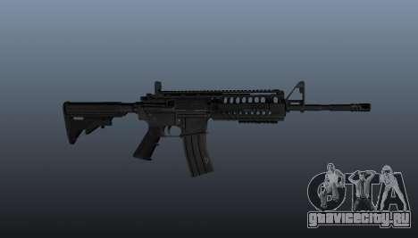 Винтовка M4A1 RIS для GTA 4 третий скриншот