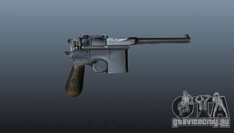 Пистолет Маузер v1 для GTA 4 третий скриншот