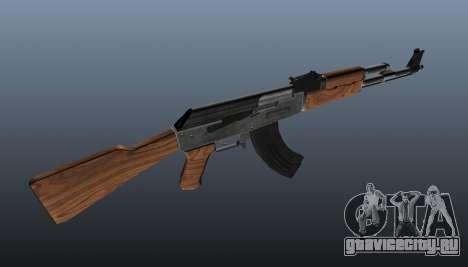 Автомат АК-47 для GTA 4 третий скриншот