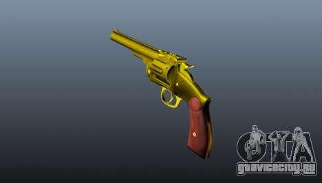 Револьвер Schofield v2 для GTA 4 второй скриншот