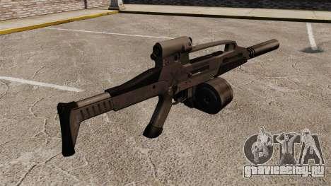 Автомат HK XM8 v2 для GTA 4 второй скриншот
