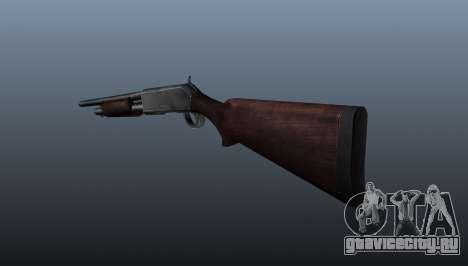 Помповое ружьё для GTA 4 второй скриншот