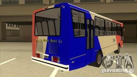 Mercedes-Benz OHL-1320 Linea 440 для GTA San Andreas вид справа