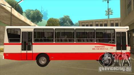 Mercedes-Benz OHL-1320 Linea 621 для GTA San Andreas вид сзади слева