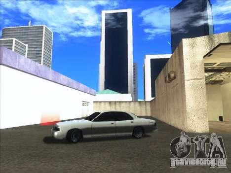 New Merit для GTA San Andreas вид сзади слева