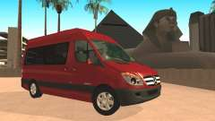 Mercedes-Benz Sprinter для GTA San Andreas