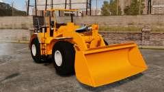 Фронтальный колёсный погрузчик Caterpillar 966G