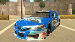 Toyota Camry NASCAR No. 15 Peak для GTA San Andreas