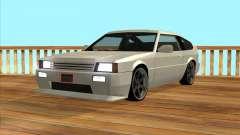 Blista Compact для GTA San Andreas