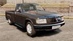 ГАЗ-3110 Пикап