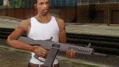 Дробовик AA-12 для GTA San Andreas