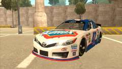 Toyota Camry NASCAR No. 47 Clorox для GTA San Andreas