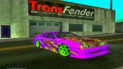Elegy DC v2 для GTA San Andreas