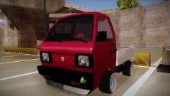 Suzuki Carry Drift Style
