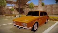 VW Variant 1972 для GTA San Andreas
