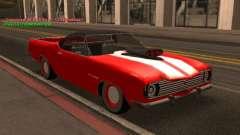 ГАЗ El Camino SS для GTA San Andreas