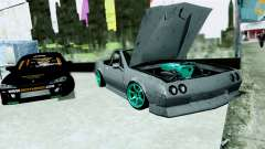 Buffalo Drift для GTA San Andreas