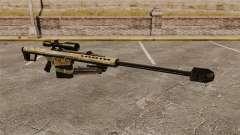Снайперская винтовка Barrett M82 v14