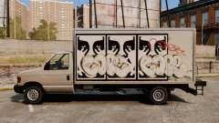Новые граффити для Steed для GTA 4