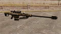 Снайперская винтовка Barrett M82 v13 для GTA 4