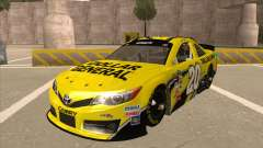 Toyota Camry NASCAR No. 20 Dollar General для GTA San Andreas