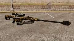 Снайперская винтовка Barrett M82 v11 для GTA 4