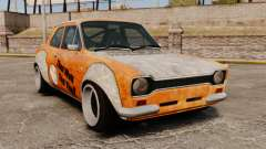 Ford Escort Mk1 Rust Rod для GTA 4