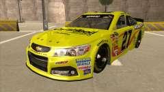 Chevrolet SS NASCAR No. 27 Menards для GTA San Andreas