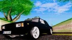 ВАЗ 2107 Riva для GTA San Andreas