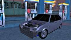 ВАЗ 2109 Битая для GTA San Andreas