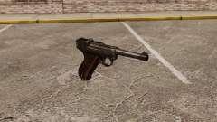 Пистолет Parabellum v1
