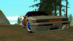 Nissan Silvia S13 MGDT для GTA San Andreas