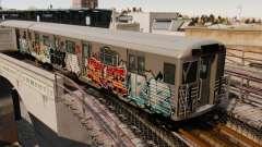 Новые граффити для Subway v1