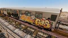 Новые граффити для Subway v4
