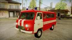 UAZ 452 Пожарный штабной SA