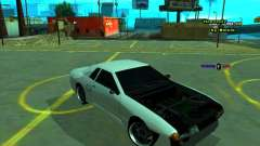 Drift Elegy by zhenya2003 для GTA San Andreas