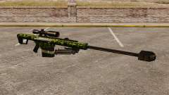 Снайперская винтовка Barrett M82 v4