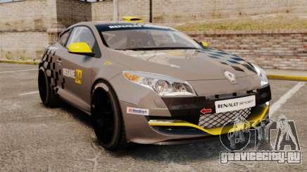 Renault Megane RS N4 для GTA 4