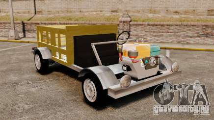 Carreta Agricola Tobaton для GTA 4