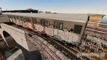 Новые граффити для Subway v2 для GTA 4