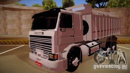 Scania 113H Frontal Caçamba BETA для GTA San Andreas
