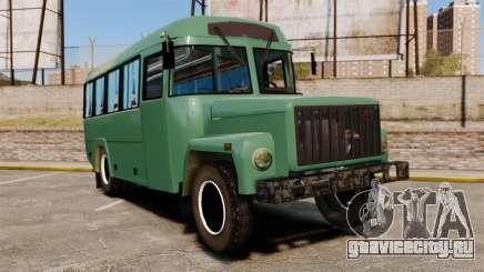 КАвЗ-3976 для GTA 4