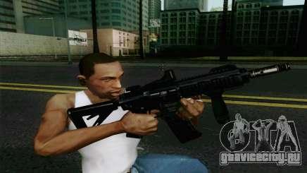 MK107 PDW для GTA San Andreas