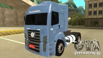 Volkswagen Constellation 19.320 Titan для GTA San Andreas