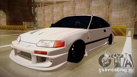 Honda CRX JDM Style для GTA San Andreas