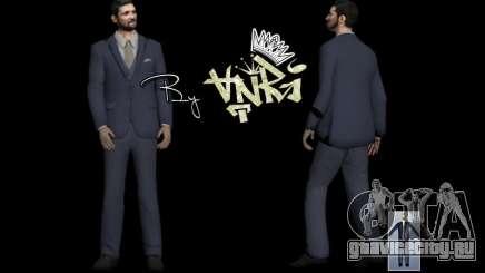 MafiaBoss HD для GTA San Andreas